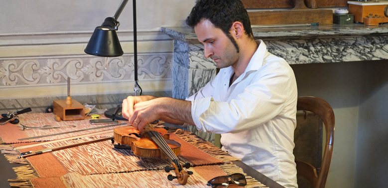 Image result for Barthélemy Garnier violin